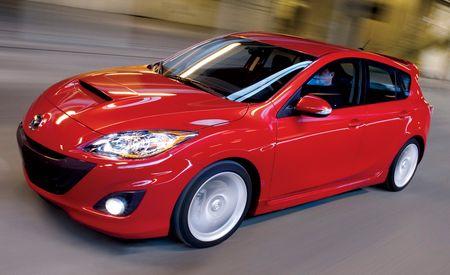 2010 Mazda 3 / Mazdaspeed 3