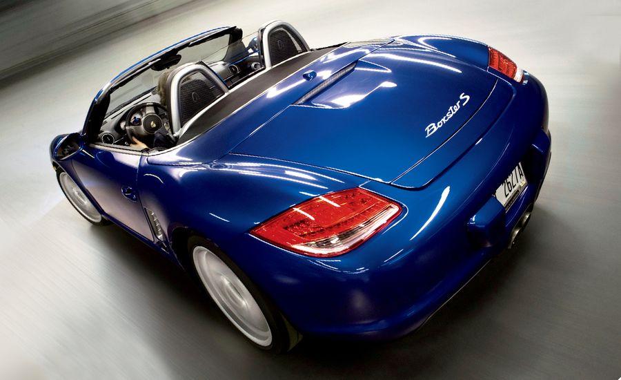 2010 Porsche Boxster / Cayman