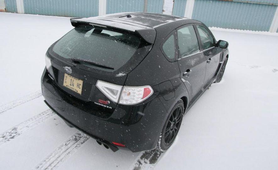 2010 Subaru Impreza WRX STI Special Edition - Slide 30