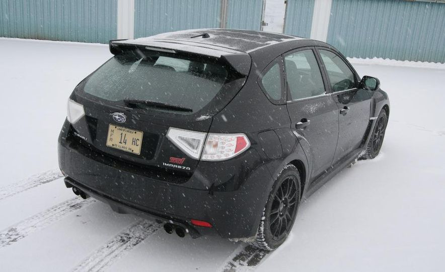 2010 Subaru Impreza WRX STI Special Edition - Slide 31