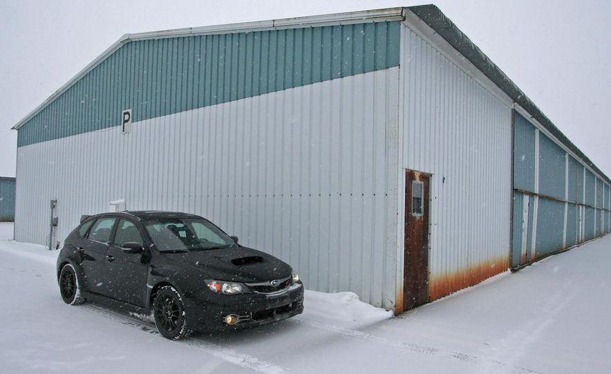 2010 Subaru Impreza WRX STI Special Edition - Slide 35