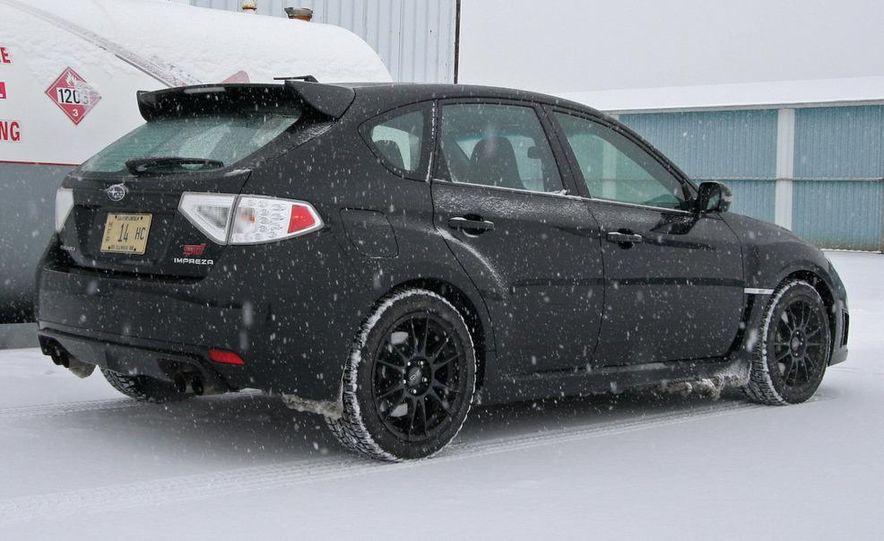 2010 Subaru Impreza WRX STI Special Edition - Slide 36