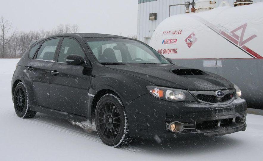 2010 Subaru Impreza WRX STI Special Edition - Slide 37