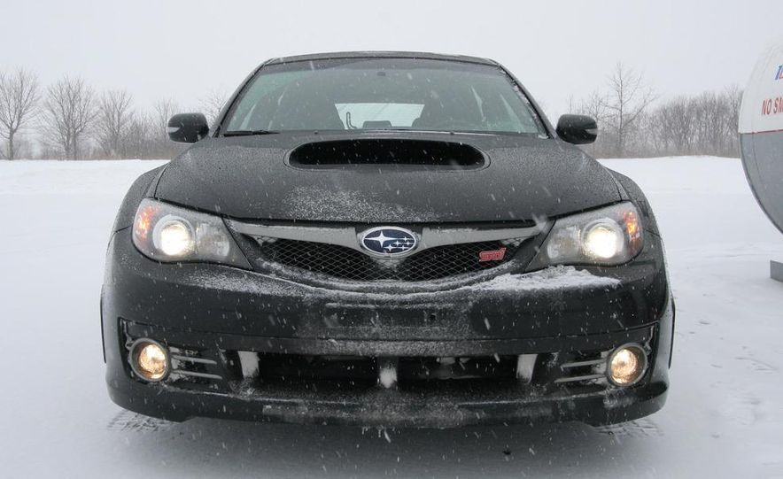 2010 Subaru Impreza WRX STI Special Edition - Slide 41