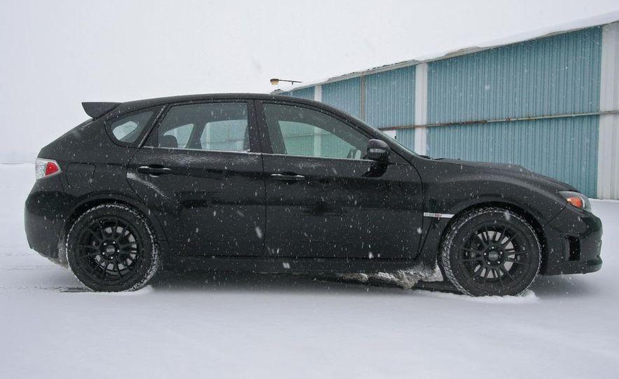 2010 Subaru Impreza WRX STI Special Edition - Slide 38