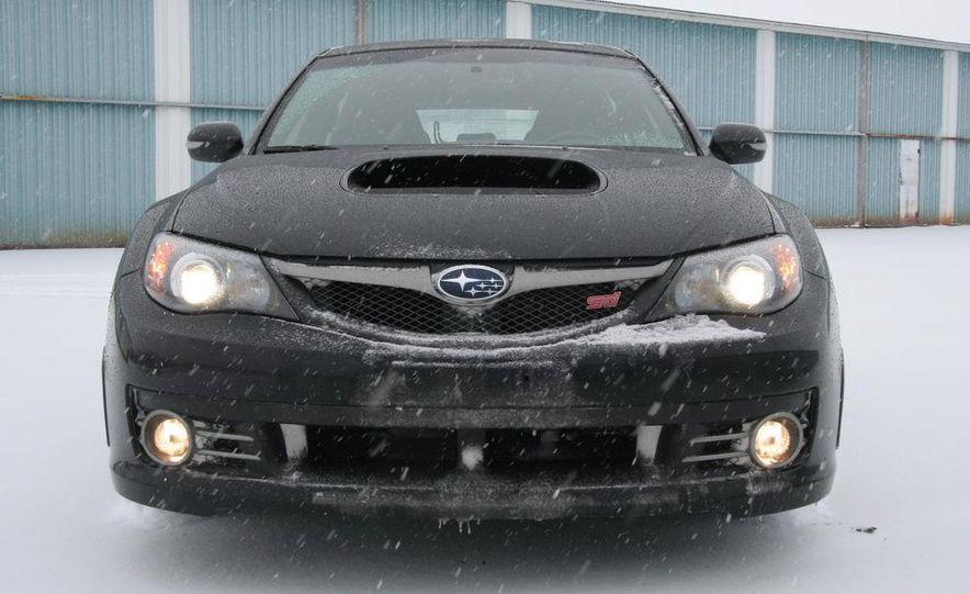 2010 Subaru Impreza WRX STI Special Edition - Slide 42