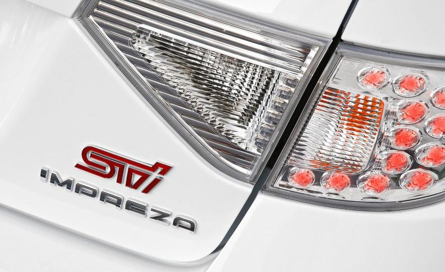 2010 Subaru Impreza WRX STI Special Edition - Slide 26