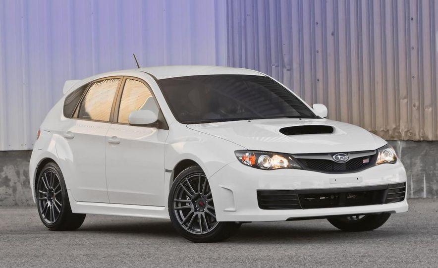 2010 Subaru Impreza WRX STI Special Edition - Slide 8
