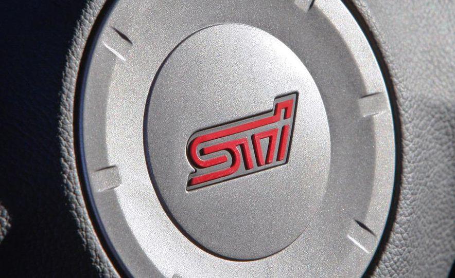 2010 Subaru Impreza WRX STI Special Edition - Slide 17