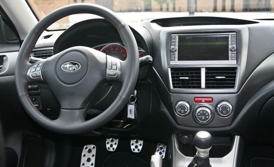 2010 Subaru WRX Limited - Slide 13