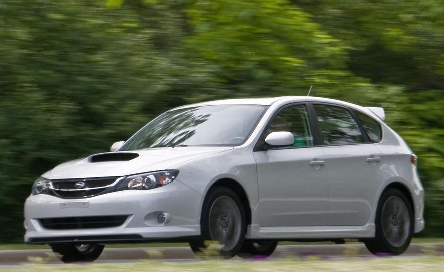 2010 Subaru WRX Limited - Slide 6