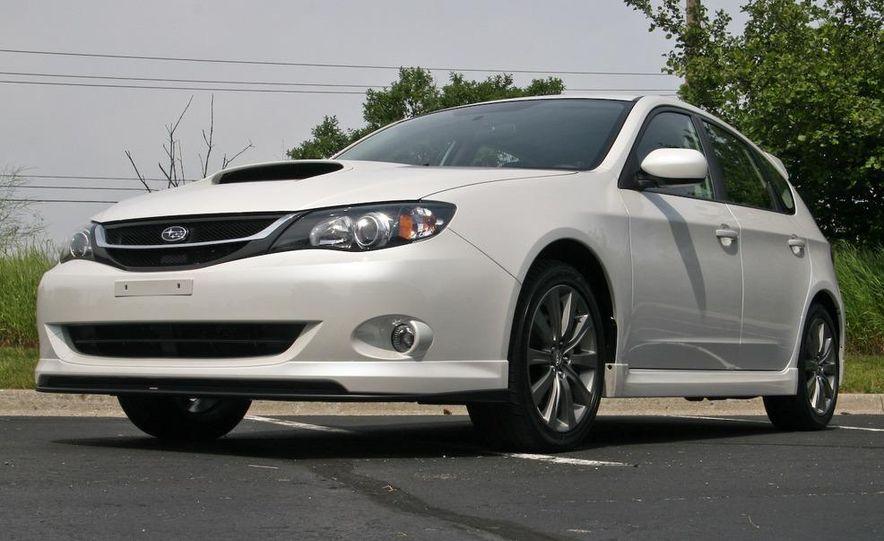2010 Subaru WRX Limited - Slide 7