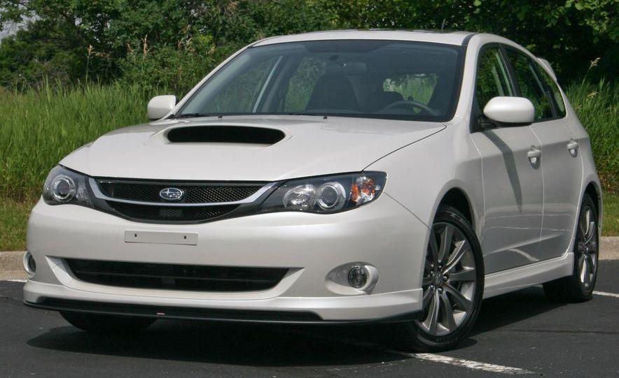 2010 Subaru WRX Limited - Slide 15