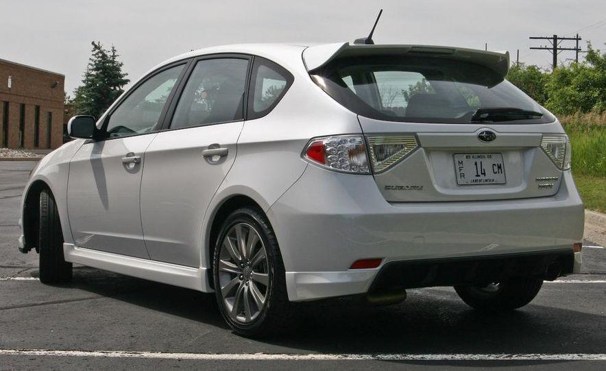 2010 Subaru WRX Limited - Slide 17