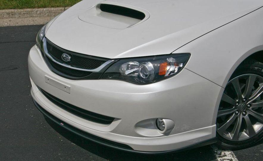 2010 Subaru WRX Limited - Slide 19