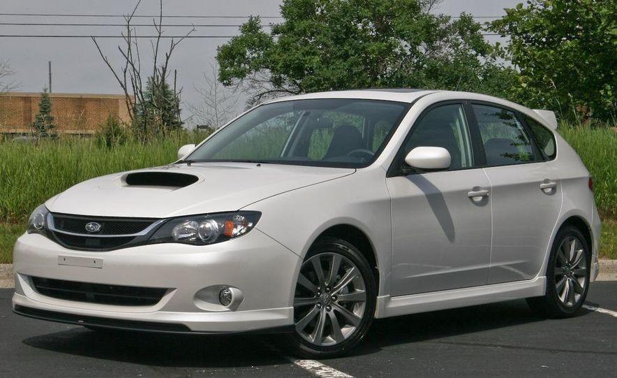 2010 Subaru WRX Limited - Slide 21