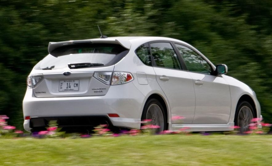 2010 Subaru WRX Limited - Slide 22