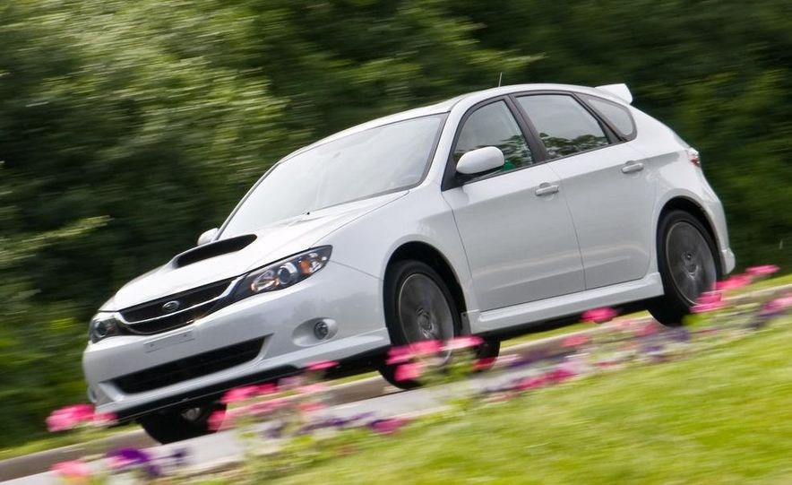2010 Subaru WRX Limited - Slide 23