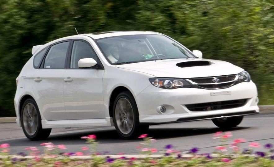 2010 Subaru WRX Limited - Slide 24