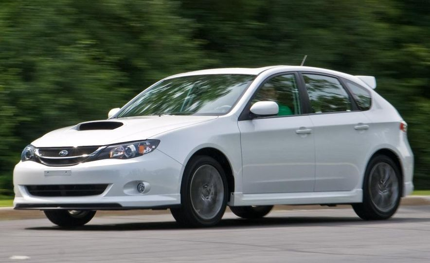 2010 Subaru WRX Limited - Slide 26