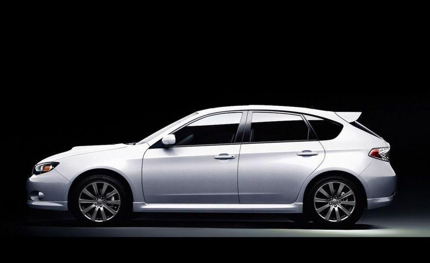 2010 Subaru WRX Limited - Slide 28