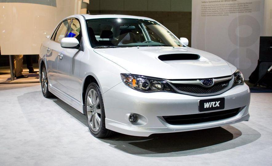 2010 Subaru WRX Limited - Slide 1