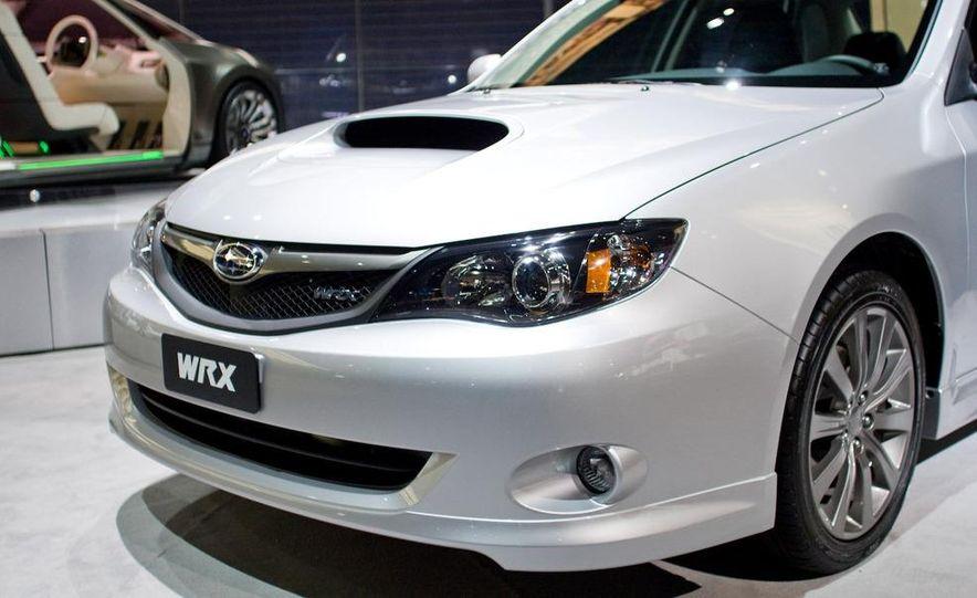 2010 Subaru WRX Limited - Slide 2
