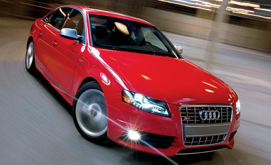 2010 Audi S4 - Slide 7