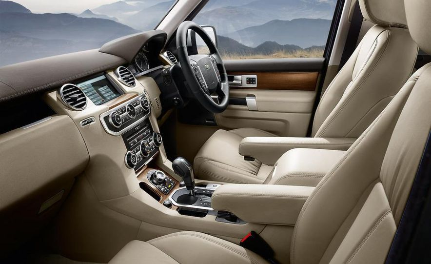 2010 Land Rover LR4 - Slide 45