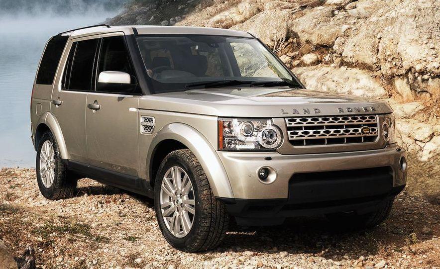 2010 Land Rover LR4 - Slide 7