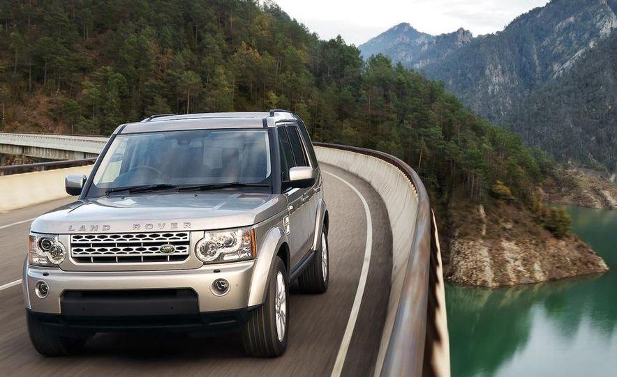 2010 Land Rover LR4 - Slide 9