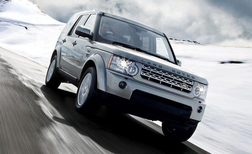 2010 Land Rover LR4 - Slide 10
