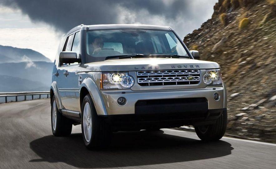 2010 Land Rover LR4 - Slide 11