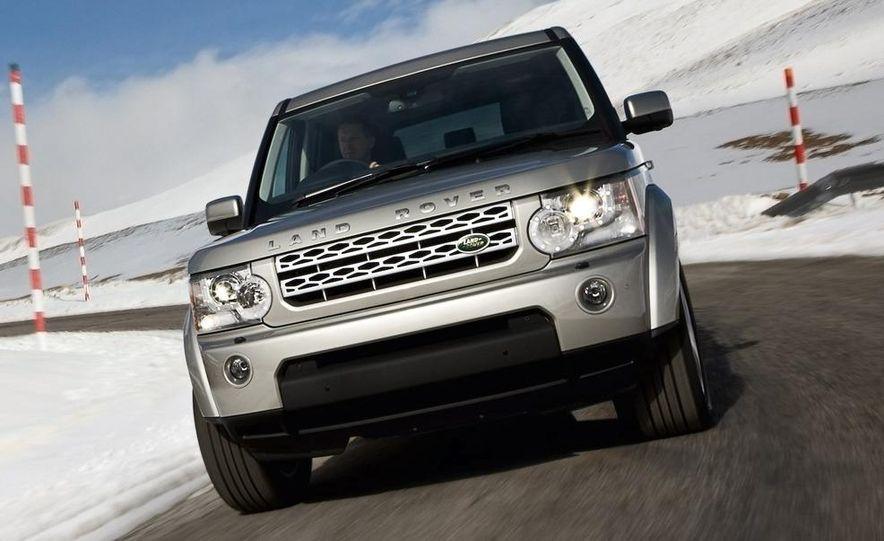 2010 Land Rover LR4 - Slide 12