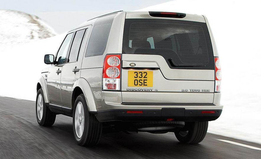 2010 Land Rover LR4 - Slide 14
