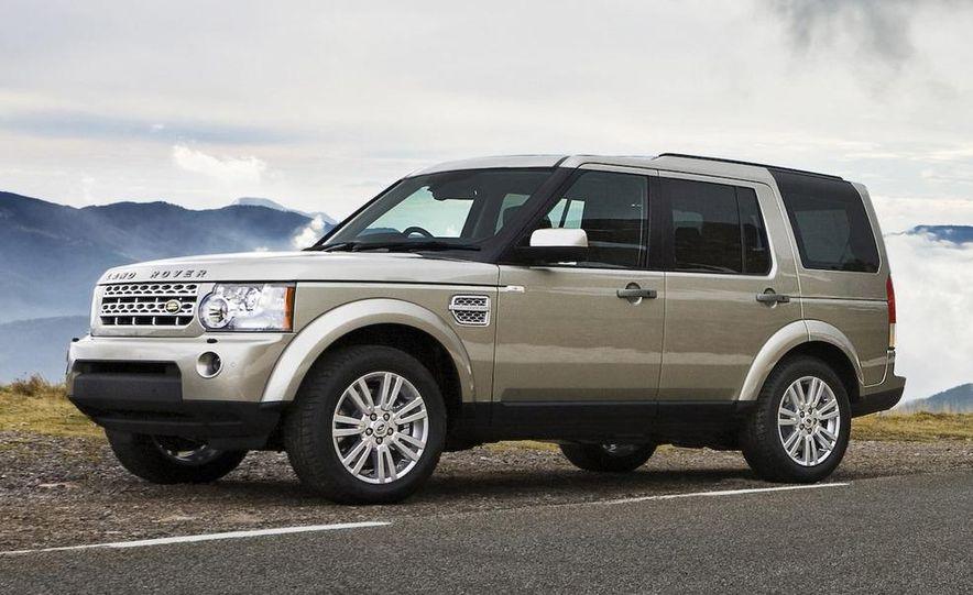 2010 Land Rover LR4 - Slide 21