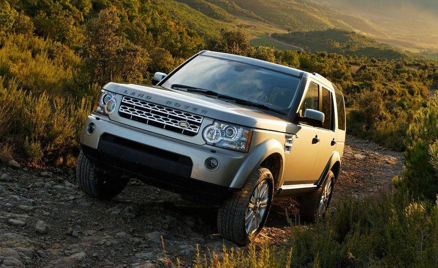 2010 Land Rover LR4 - Slide 24