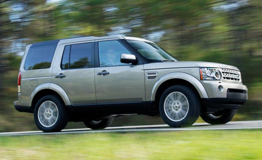 2010 Land Rover LR4 - Slide 36