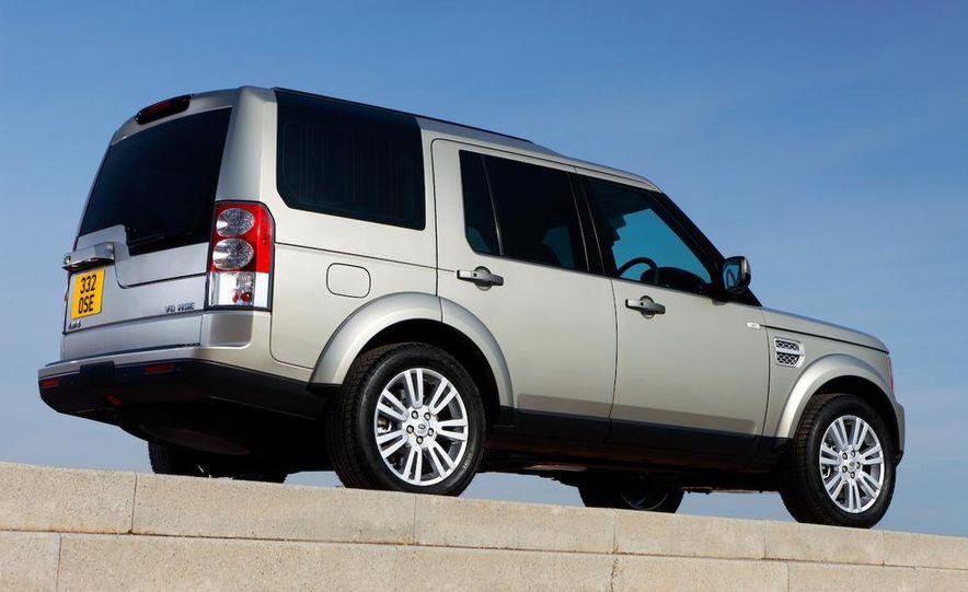2010 Land Rover LR4 - Slide 37