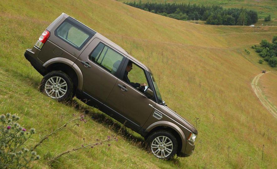 2010 Land Rover LR4 - Slide 39