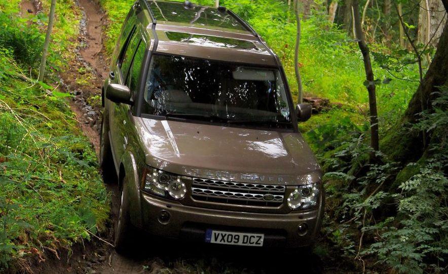 2010 Land Rover LR4 - Slide 40
