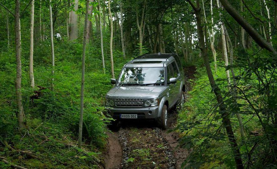 2010 Land Rover LR4 - Slide 41