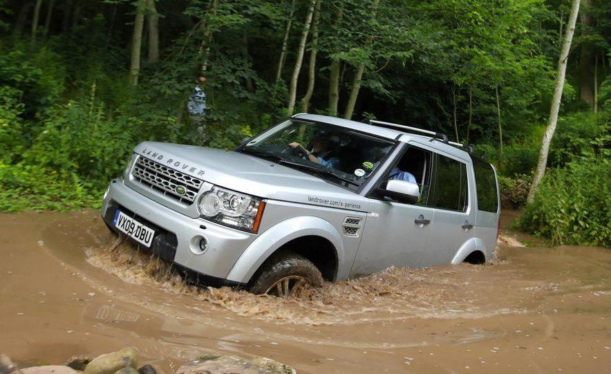 2010 Land Rover LR4 - Slide 42
