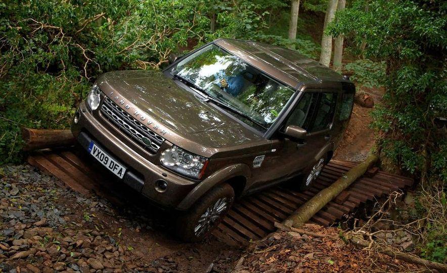 2010 Land Rover LR4 - Slide 43