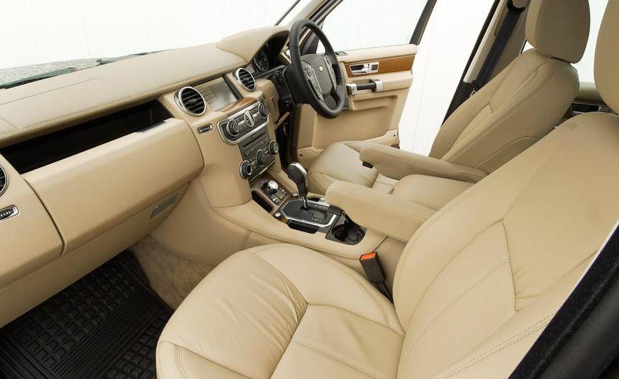 2010 Land Rover LR4 - Slide 47