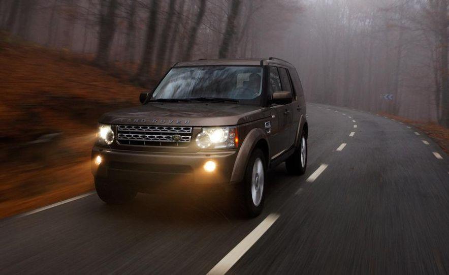 2010 Land Rover LR4 - Slide 16