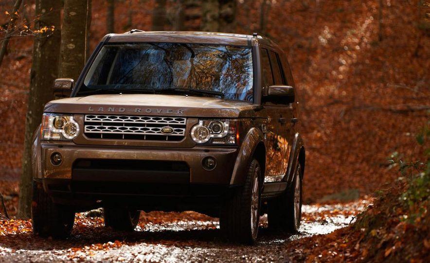 2010 Land Rover LR4 - Slide 17