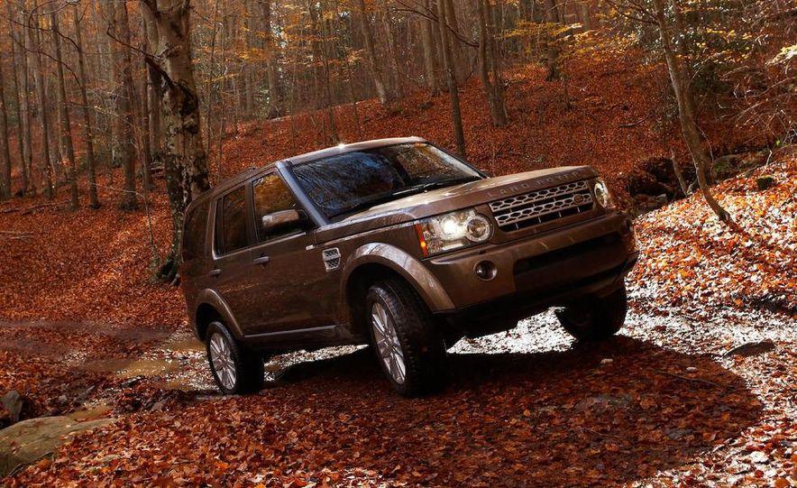 2010 Land Rover LR4 - Slide 18