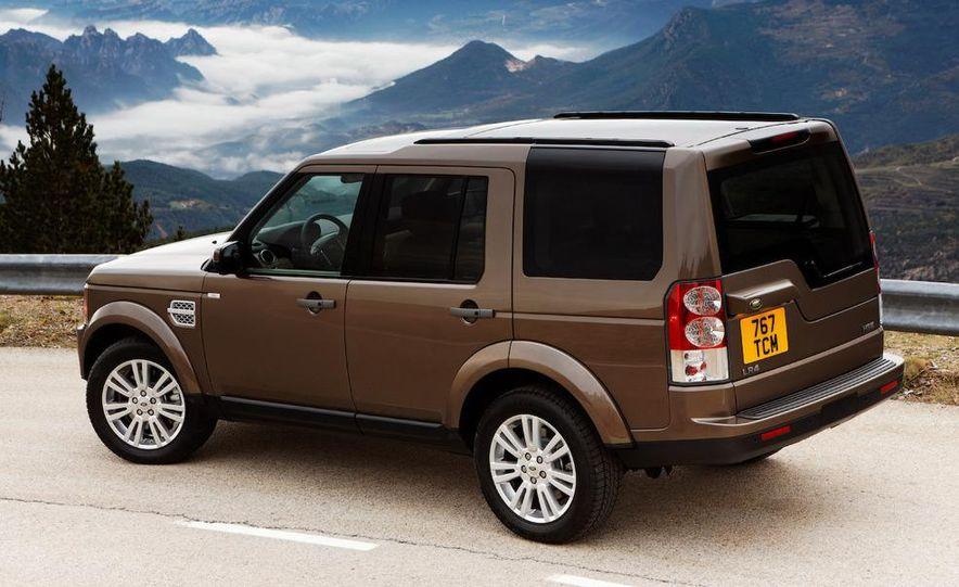 2010 Land Rover LR4 - Slide 20