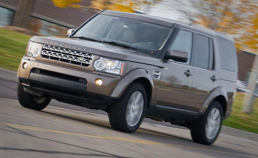 2010 Land Rover LR4 - Slide 1